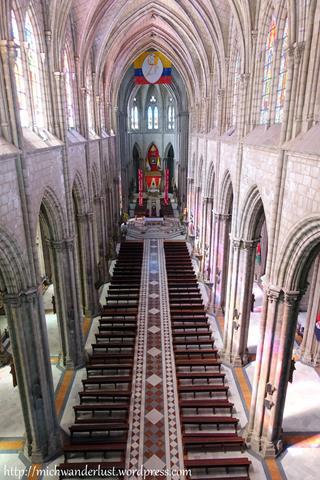 Basilica, Quito, Ecuador