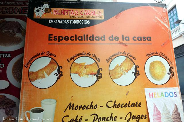The best empanadas in Quito - Ecuadorean food