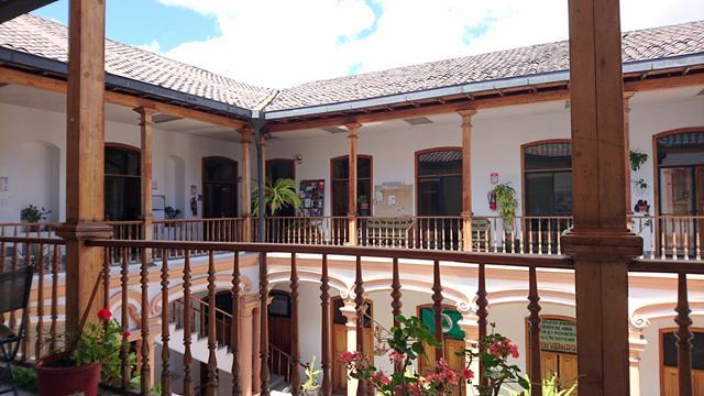 Yanapuma Spanish School, Quito, Ecuador