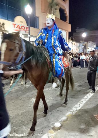 Fiesta del Yamor, Otavalo, Ecuador