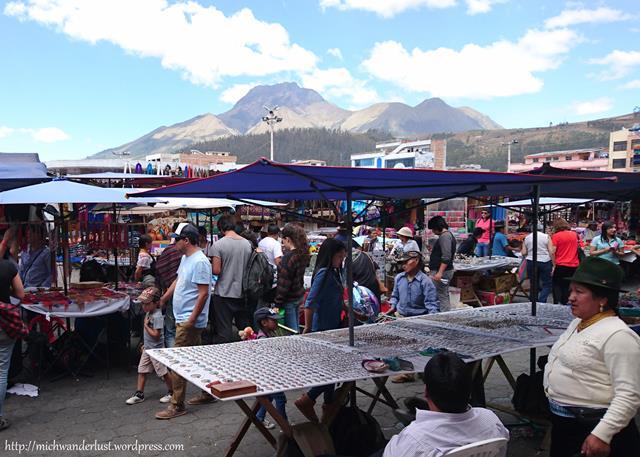 Otavalo market | Ecuador