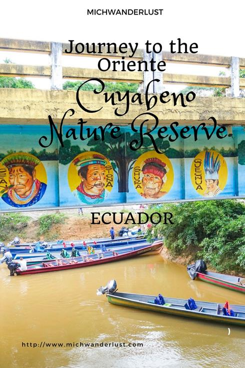 Journeying to the Cuyabeno Nature Reserve in the Amazon | Ecuador | MichWanderlust