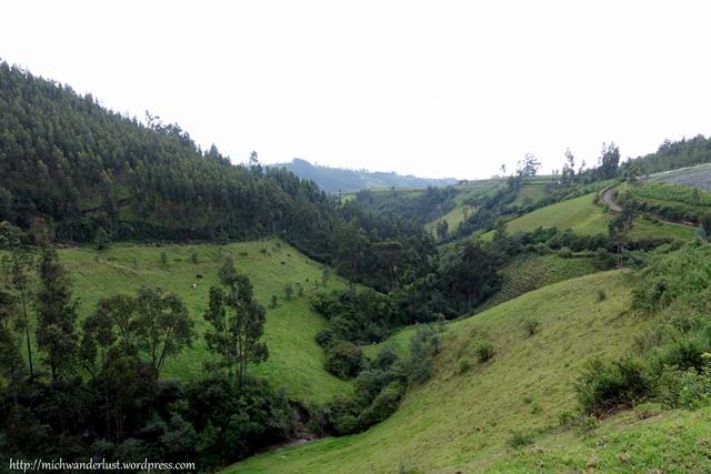 Hike to Cascada de Taxopamba | Otavalo | Ecuador