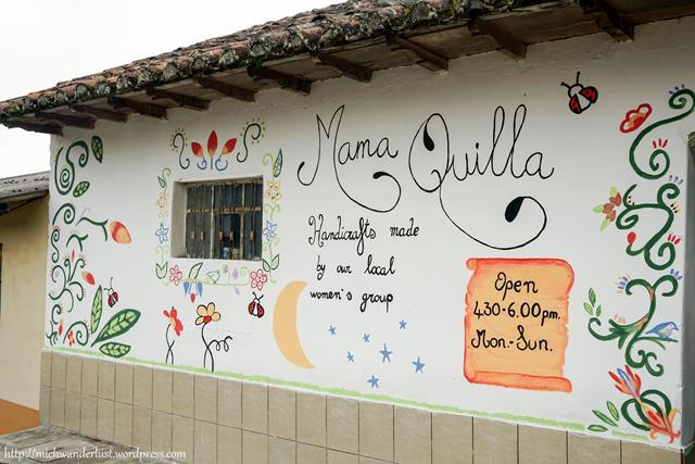 Mama Quilla | Isinlivi | micro-enterprise | Quilotoa Loop | Ecuador