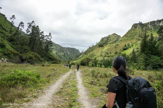 Hiking the Quilotoa Loop | Ecuador