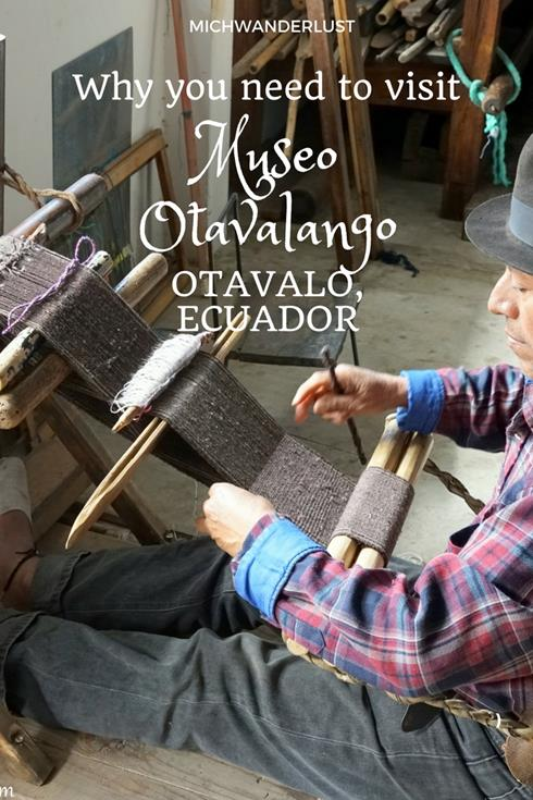 Museo Otavalango | Otavalo | Things to do in Otavalo | Ecuador | MichWanderlust
