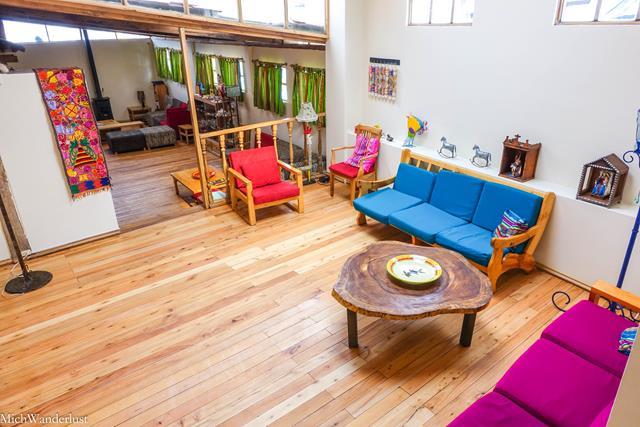 Inti Sisa Guesthouse, Guamote, Ecuador
