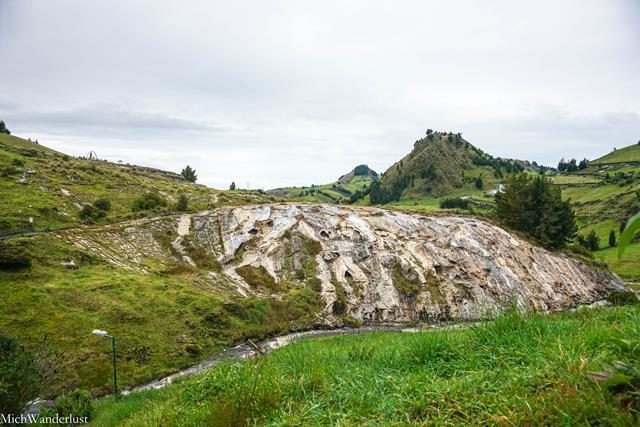 Salt mines, Salinas de Guaranda, Ecuador