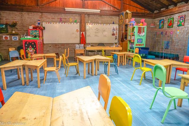 Inti Sisa kindergarten, Guamote, Ecuador