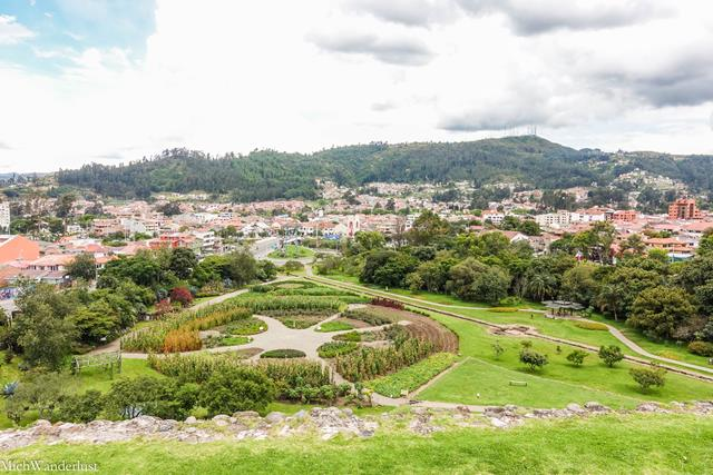 Museo Pumapungo, Archaeological Park and garden, Cuenca Museums, Ecuador