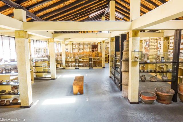 Museo de las culturas aborigines, museum of aboriginal cultures, Cuenca Museums, Ecuador