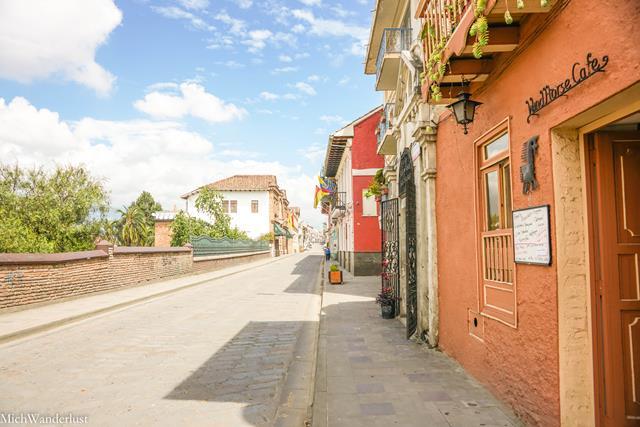 Windhorse Cafe, Cuenca, Ecuador