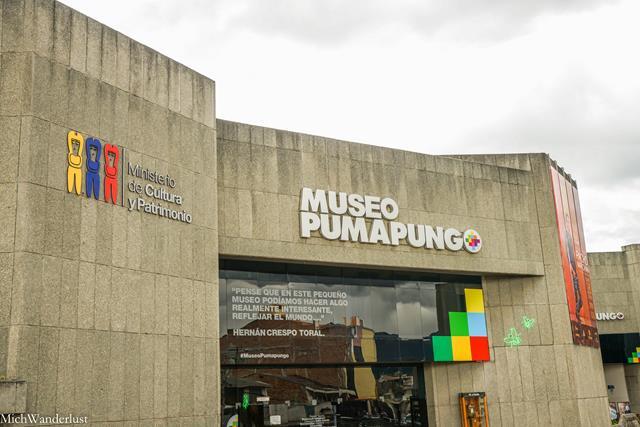 Museo Pumapungo, Cuenca, Ecuador