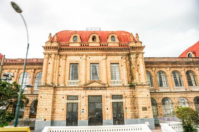 Colegio Benigno Malo, Cuenca, Ecuador