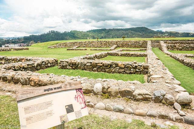 Archaeological Park, Museo Pumapungo, Cuenca, Ecuador