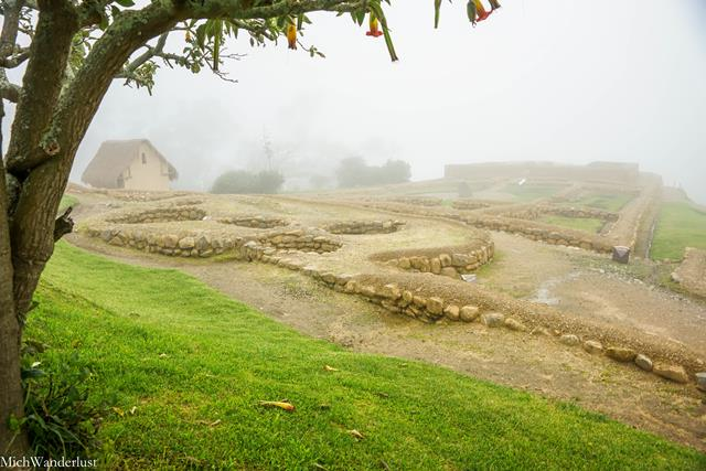 Ingapirca, Ecuador