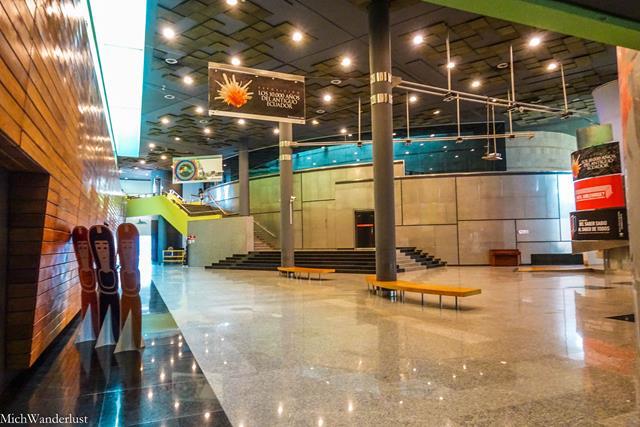 Museo Antropológico y de Arte Contemporáneo, Guayaquil, Ecuador