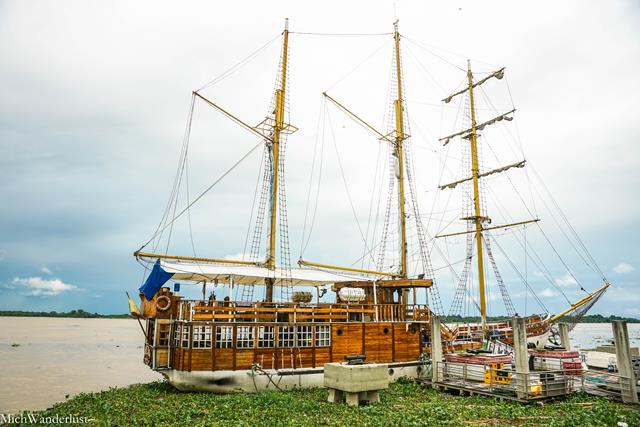 Henry Morgan Ship, Guayaquil, Ecuador