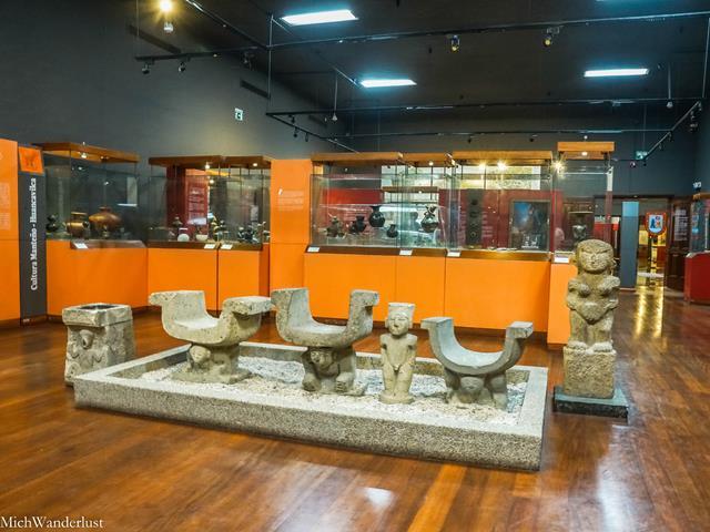 Museo Municipal (Municipal Museum), Guayaquil, Ecuador
